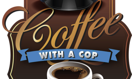Have 'Coffee with a Cop' on Saturday, Oct. 19 at North Hill Espresso