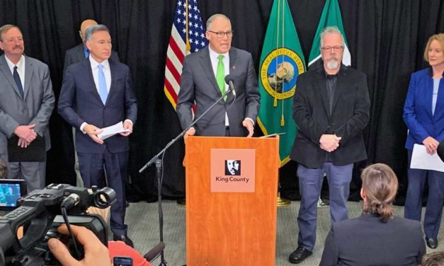 Inslee orders halt to elective surgeries and dental services