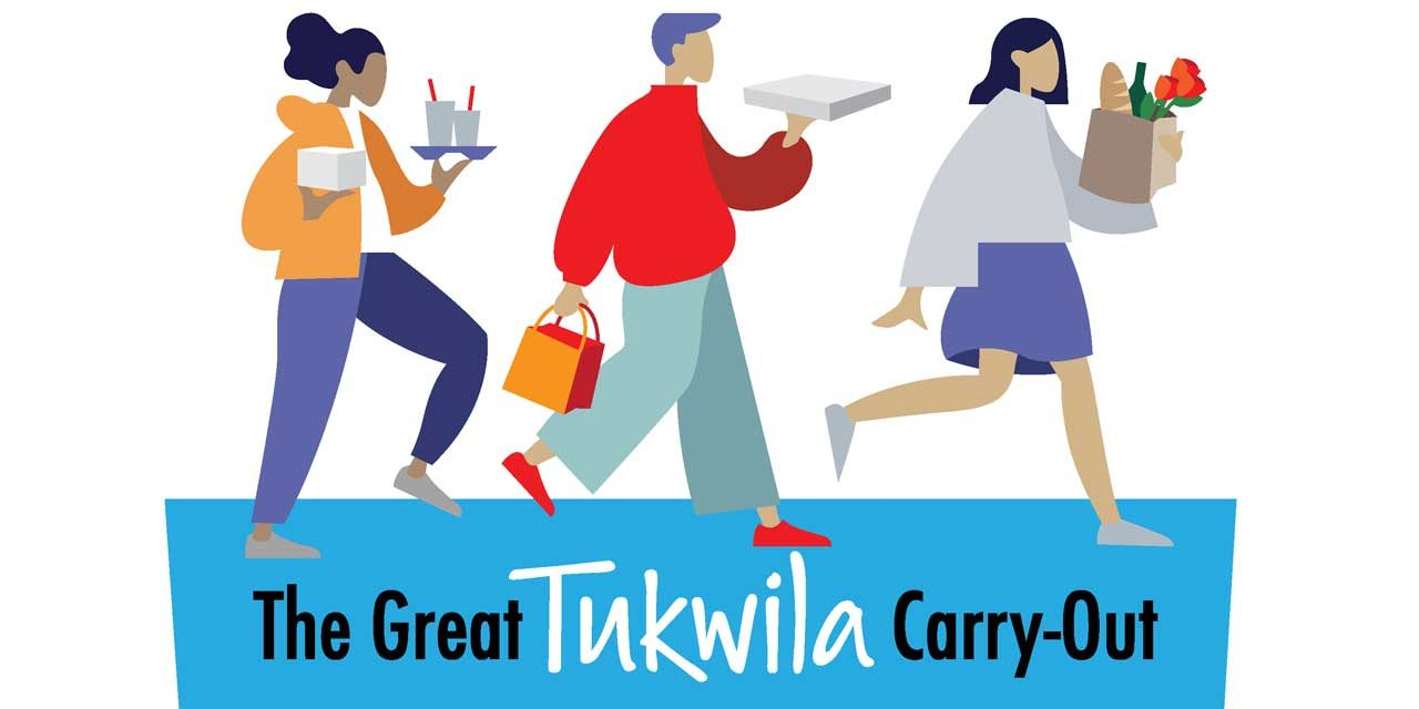 City of Tukwila launches 'Great Tukwila Carryout' restaurant marketing campaign