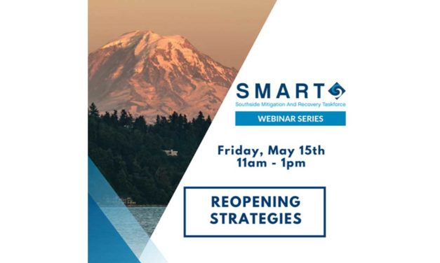 Chamber Webinar on Reopening Strategies will be this Friday, May 15