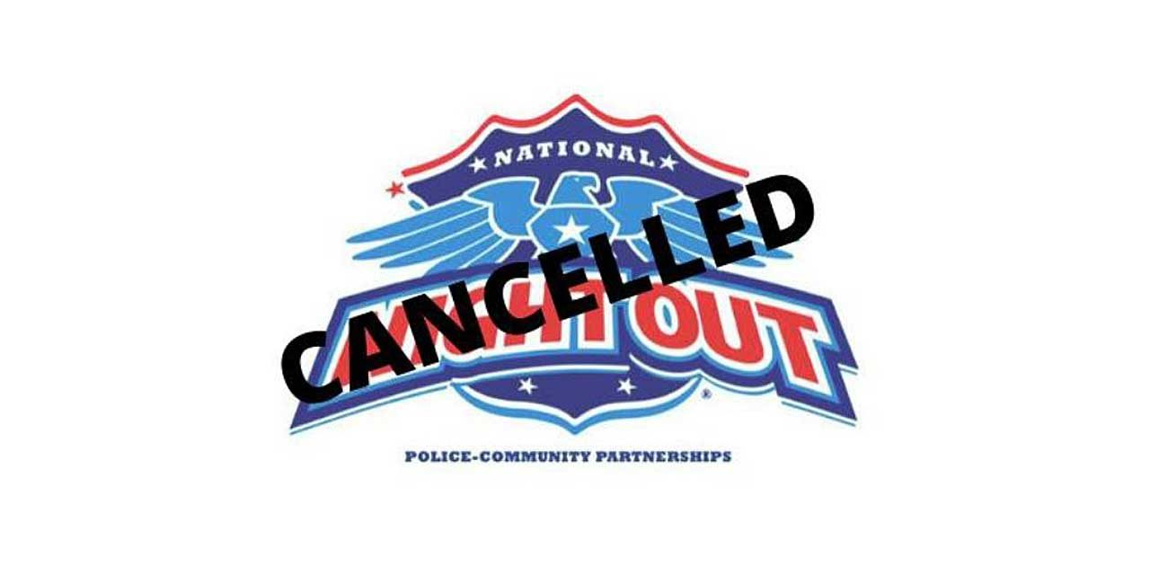 The 2020 version of Des Moines' annual 'National Night Out' has been cancelled